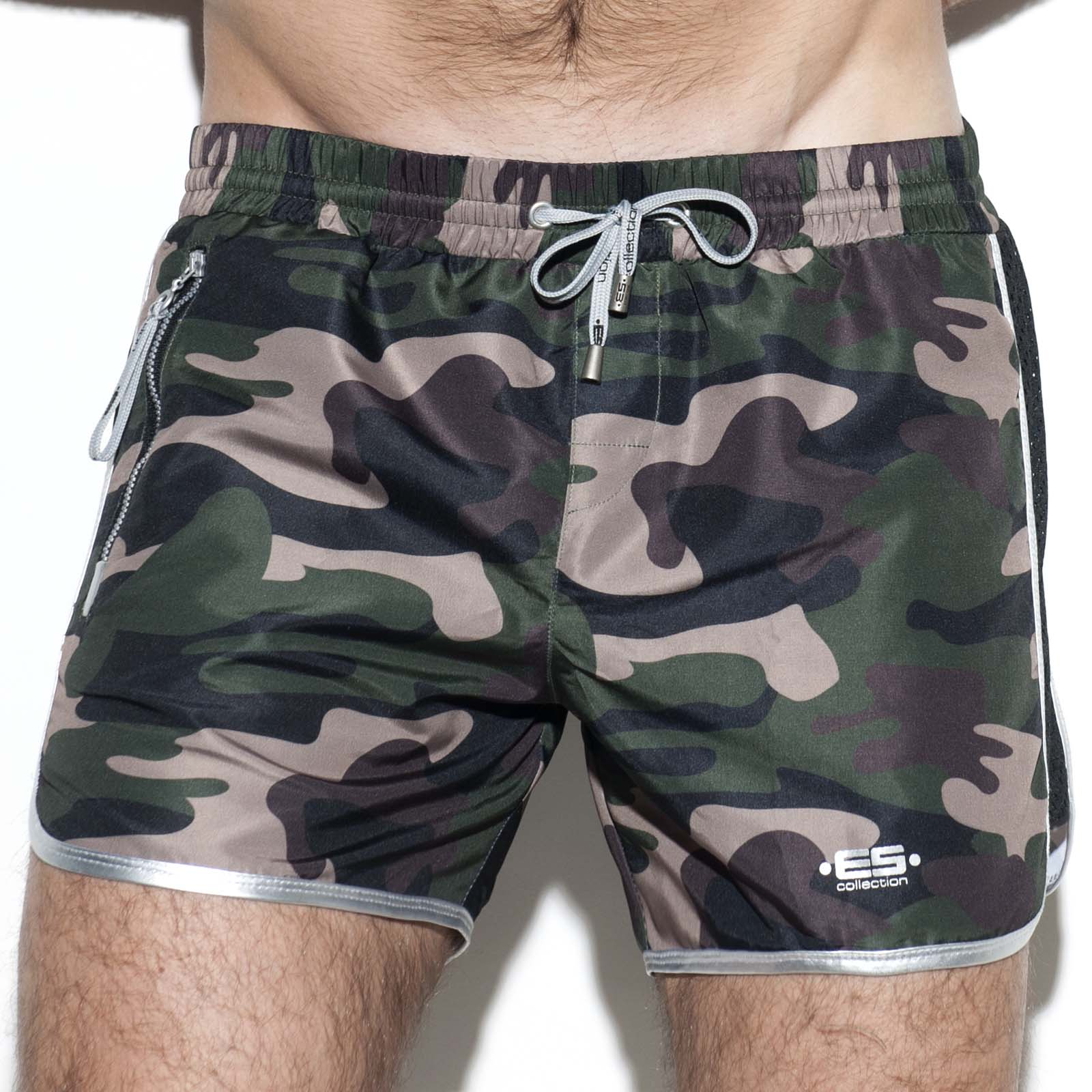 Short de Bain ES Collection Marvin Camo 1813