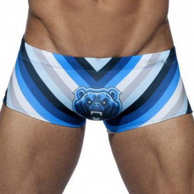 Swim Brief Addicted Woof ADS144