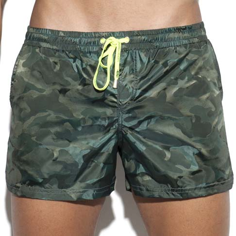 Short de Bain ES Collection Elliot Camo 1833