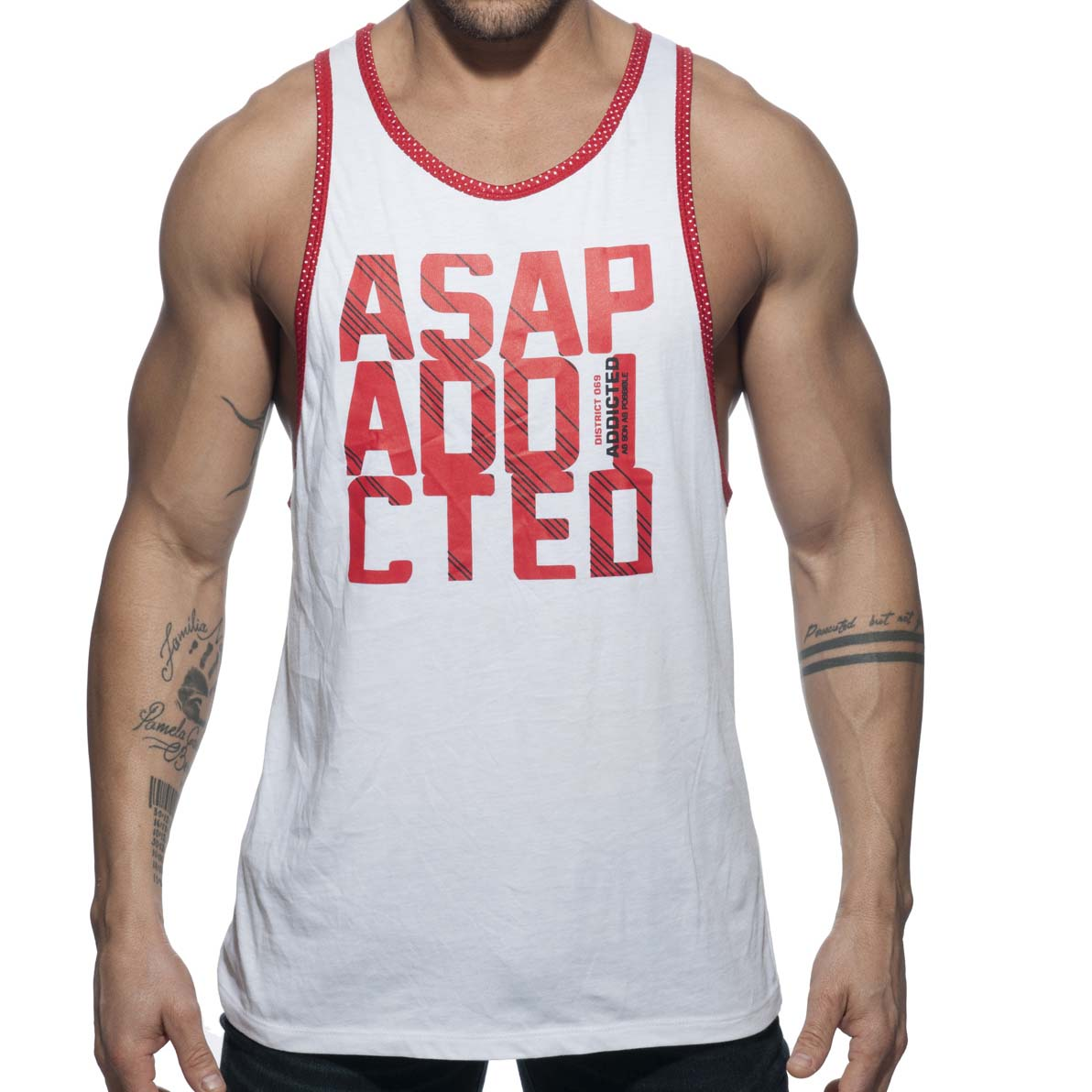 Tank Top Addicted Asap AD663