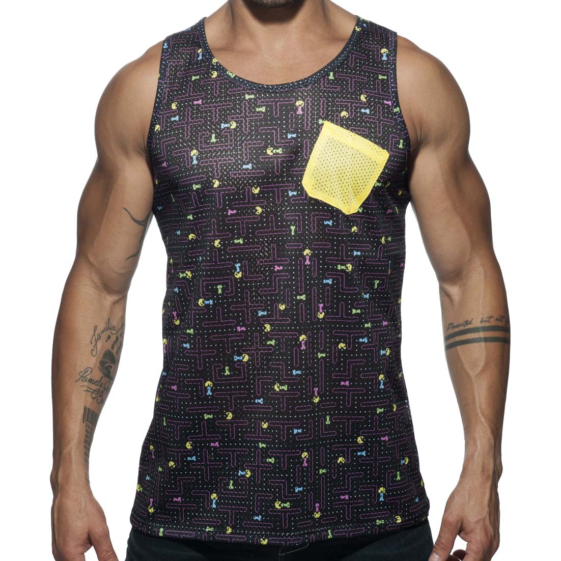 Tank Top Addicted Dickman AD655