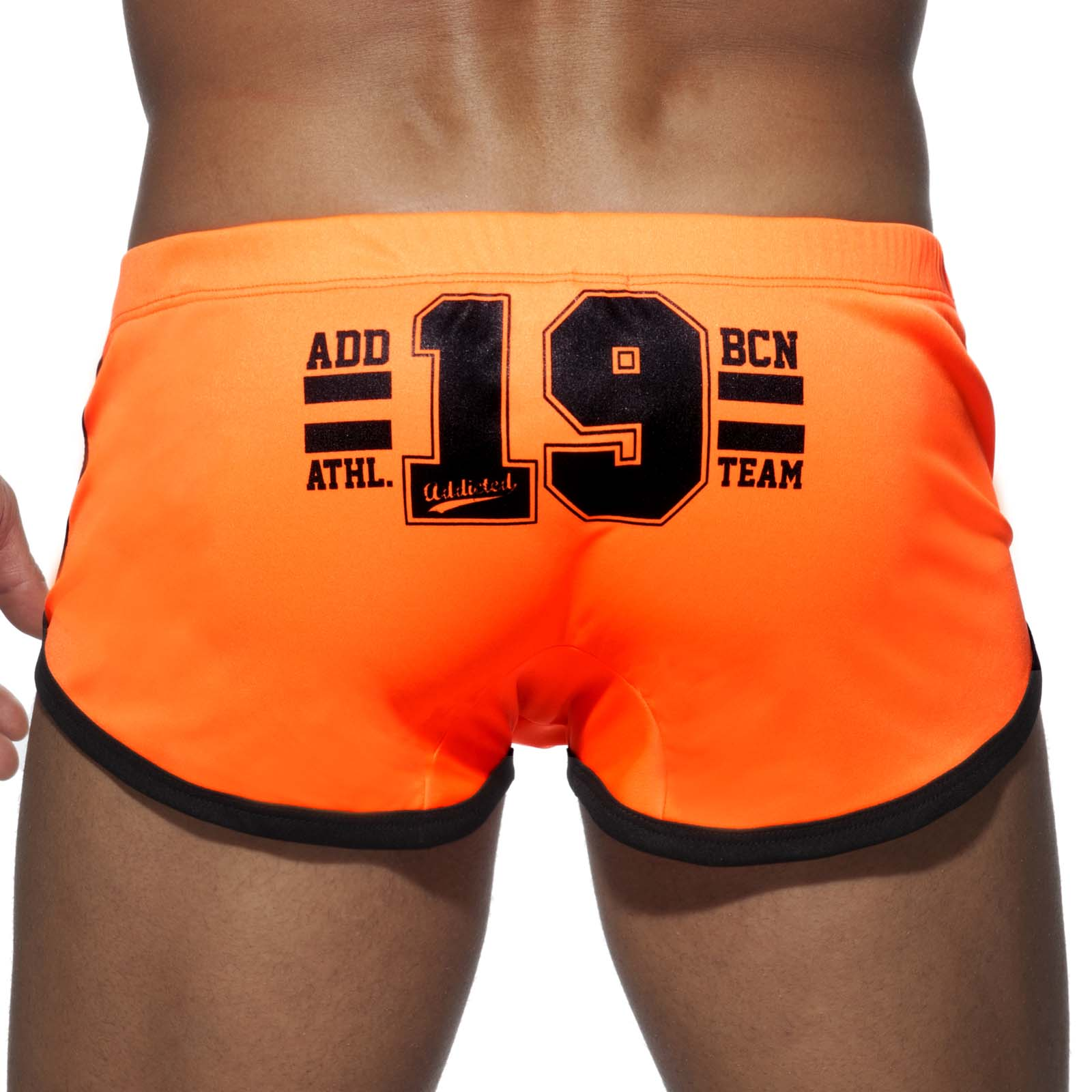 Short Addicted Neon AD742