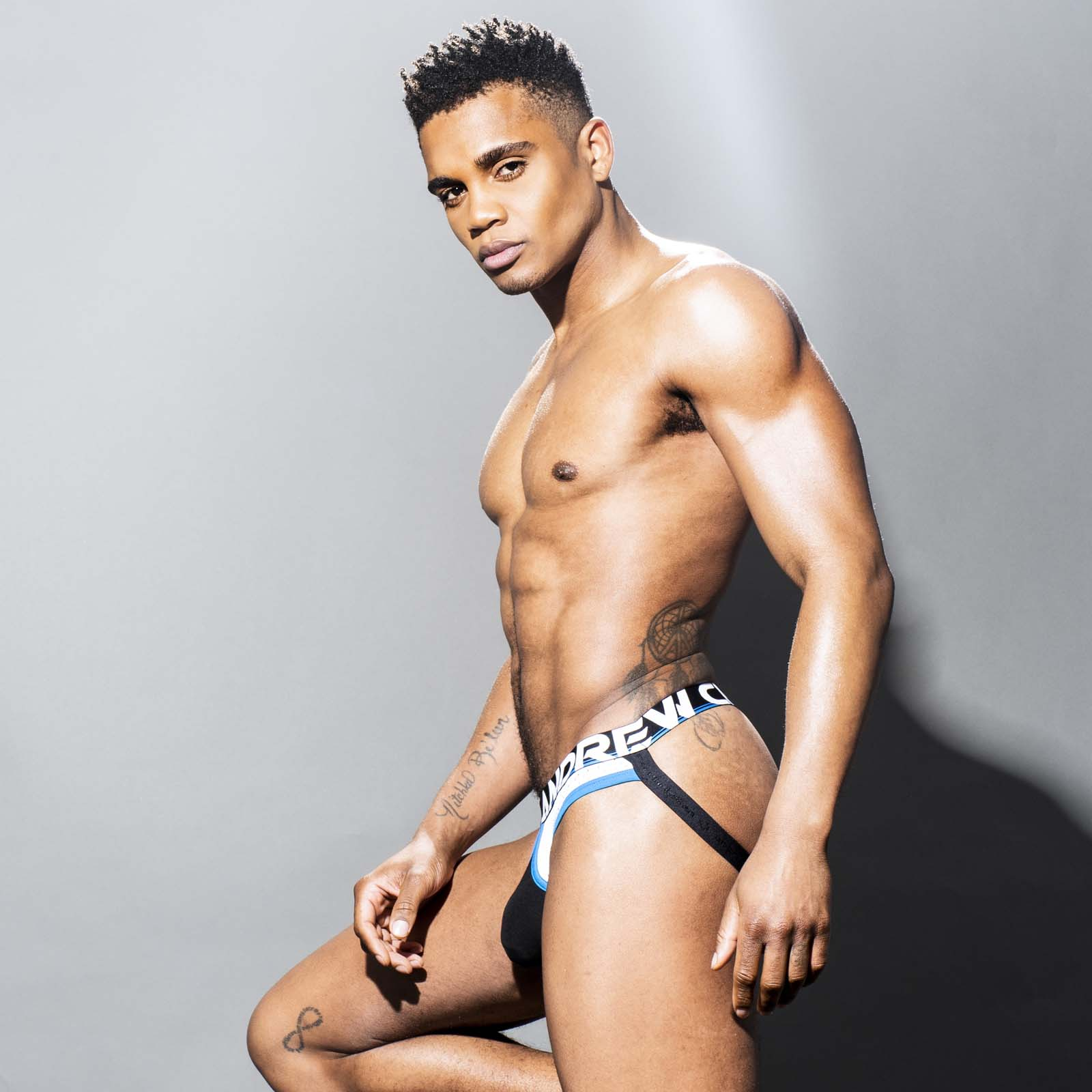 Jock Strap Andrew Christian Almost Naked Retro Mesh 91535