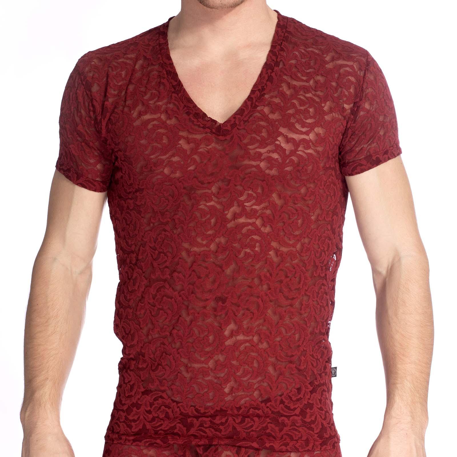 T-Shirt L Homme Invisible Delos MY73DEL