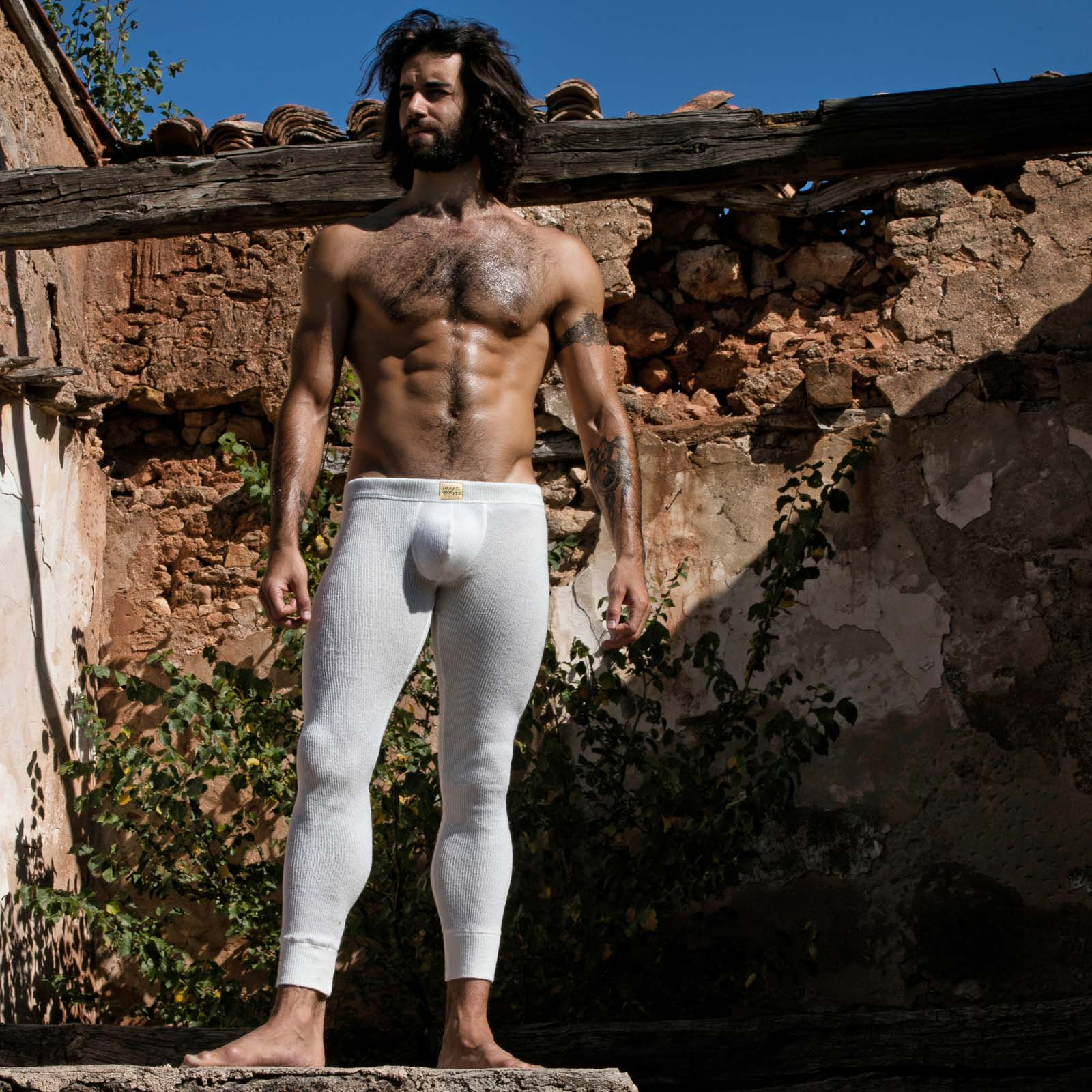 Meggings Modus Vivendi Smooth Knit 09061
