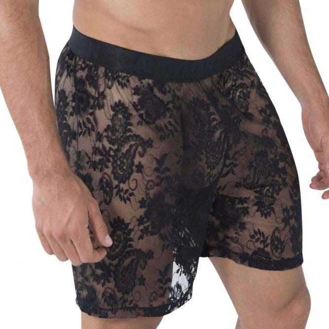Short Candyman Lace 99464