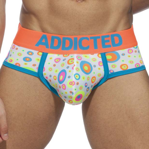 Slip Swimderwear Addicted Neon Dots AD916