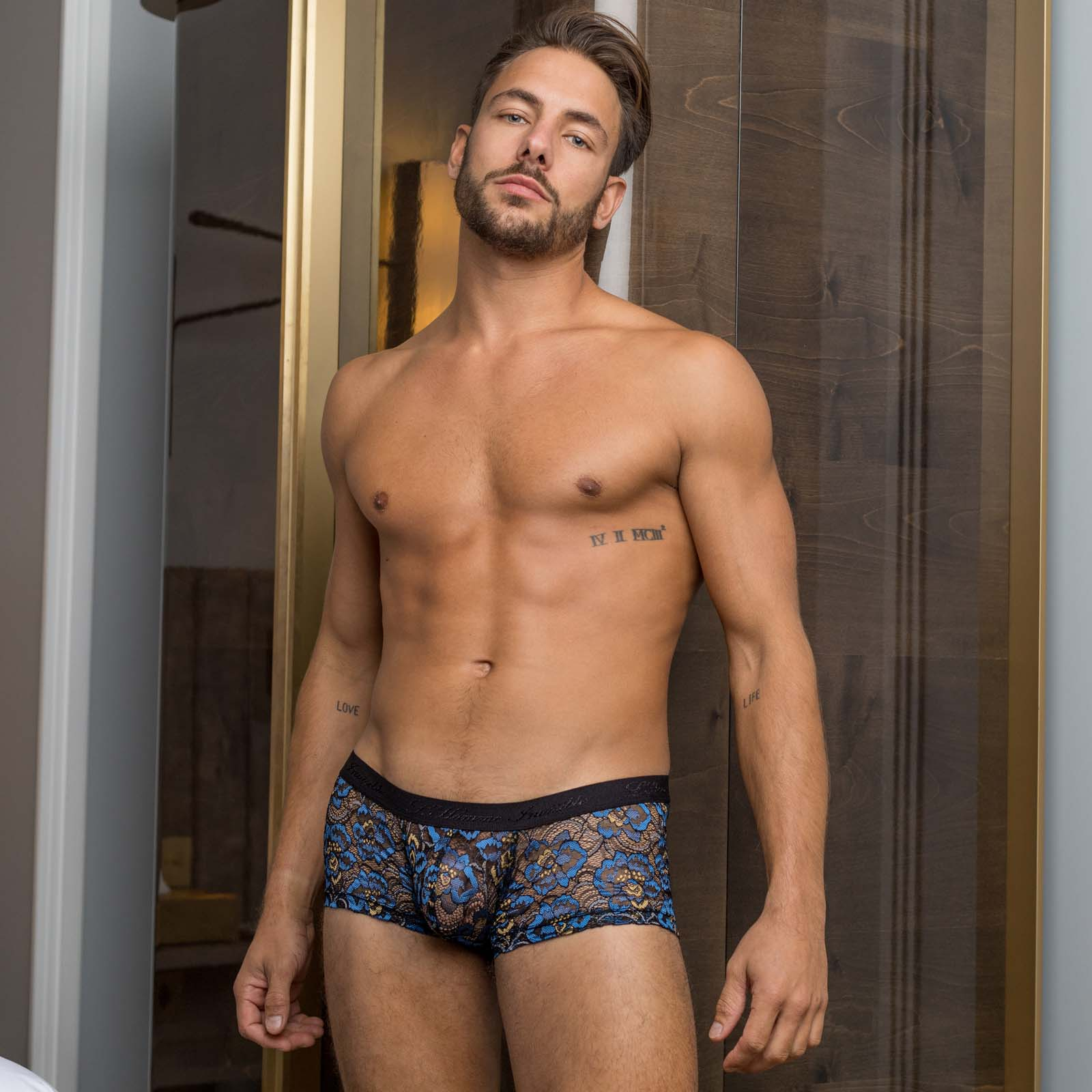 Shorty L' Homme Invisible Elysée MY39ELY
