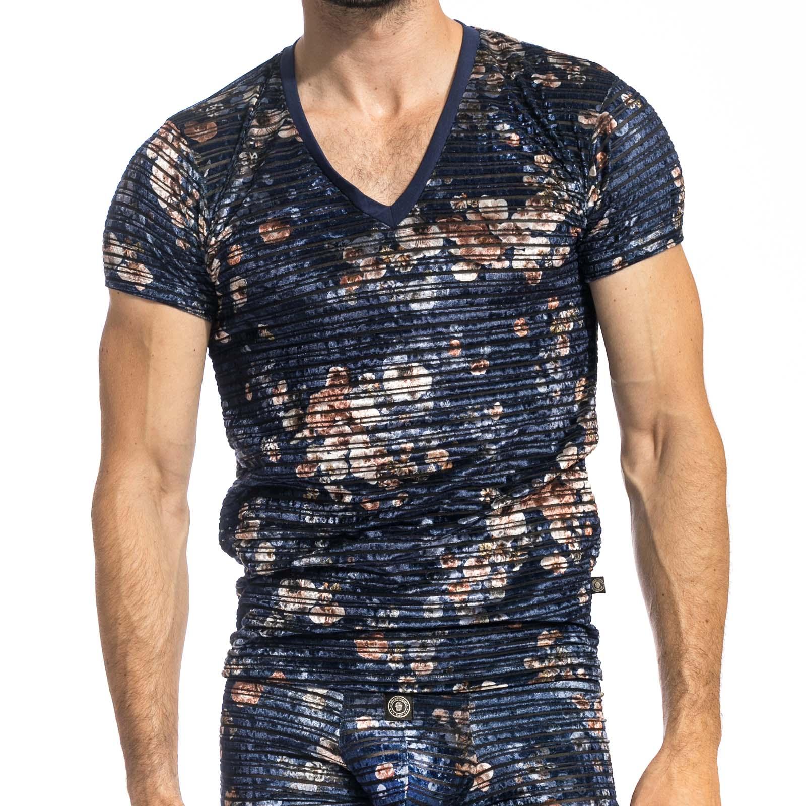 T-Shirt L Homme Invisible Ewan MY73EWA
