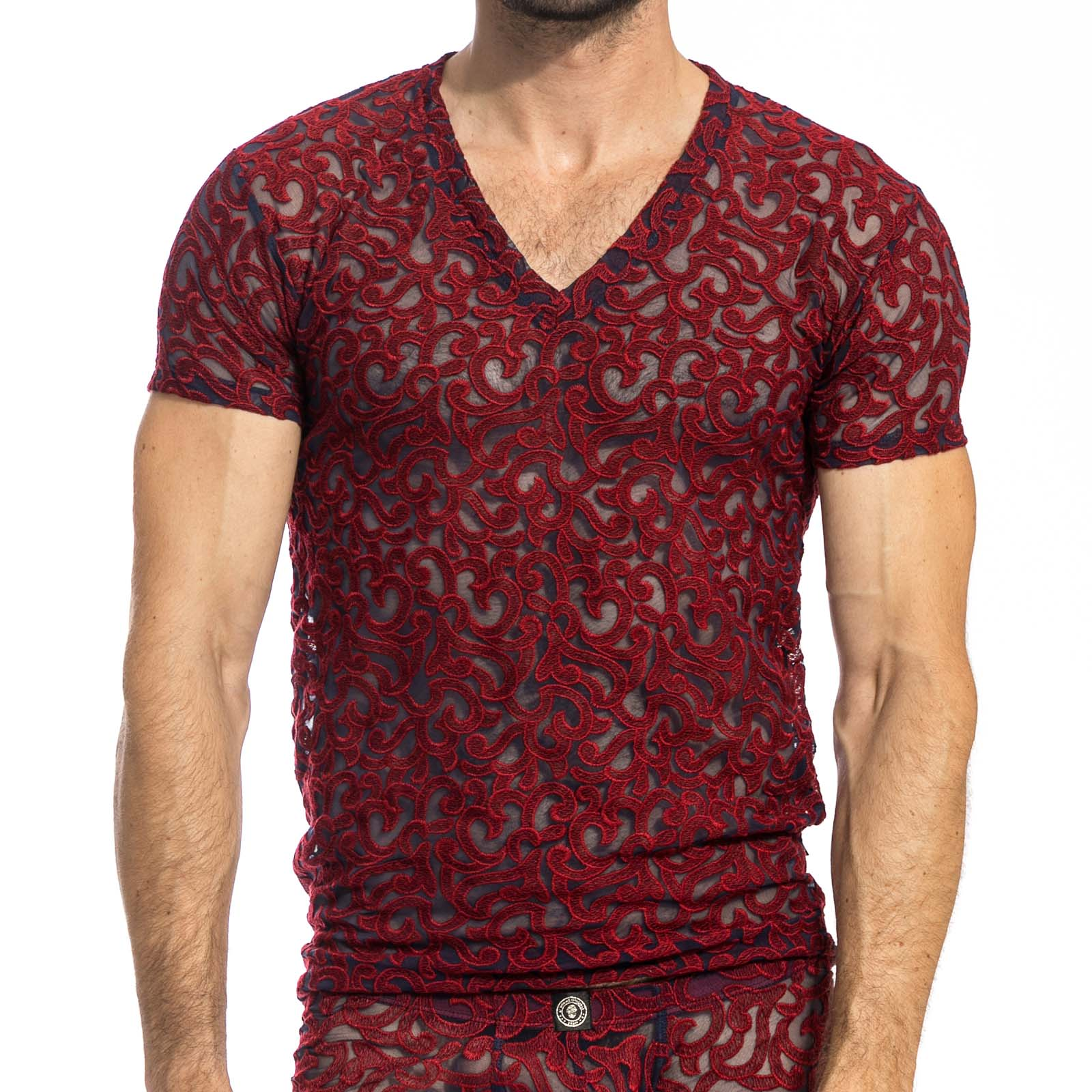 T-Shirt L Homme Invisible Elio MY73ELI