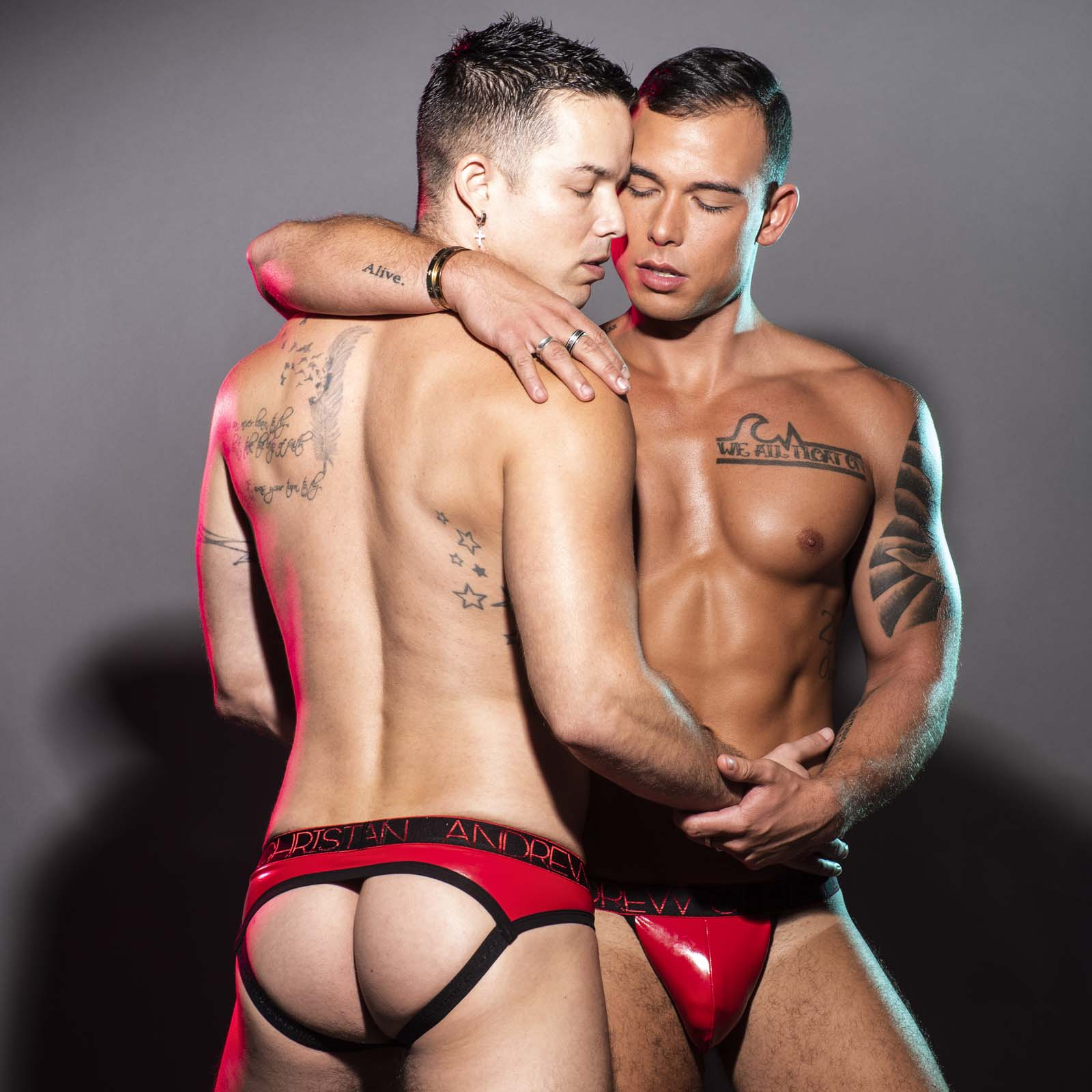 Jock Strap Andrew Christian Inferno Arch 91963