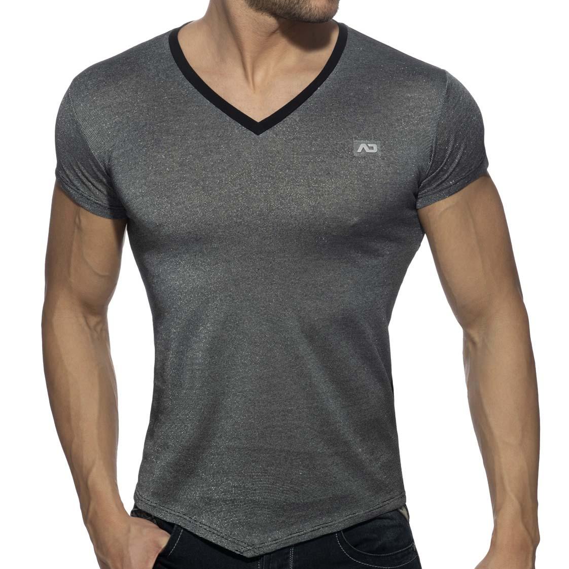 T-Shirt Addicted Mini Stripes AD901