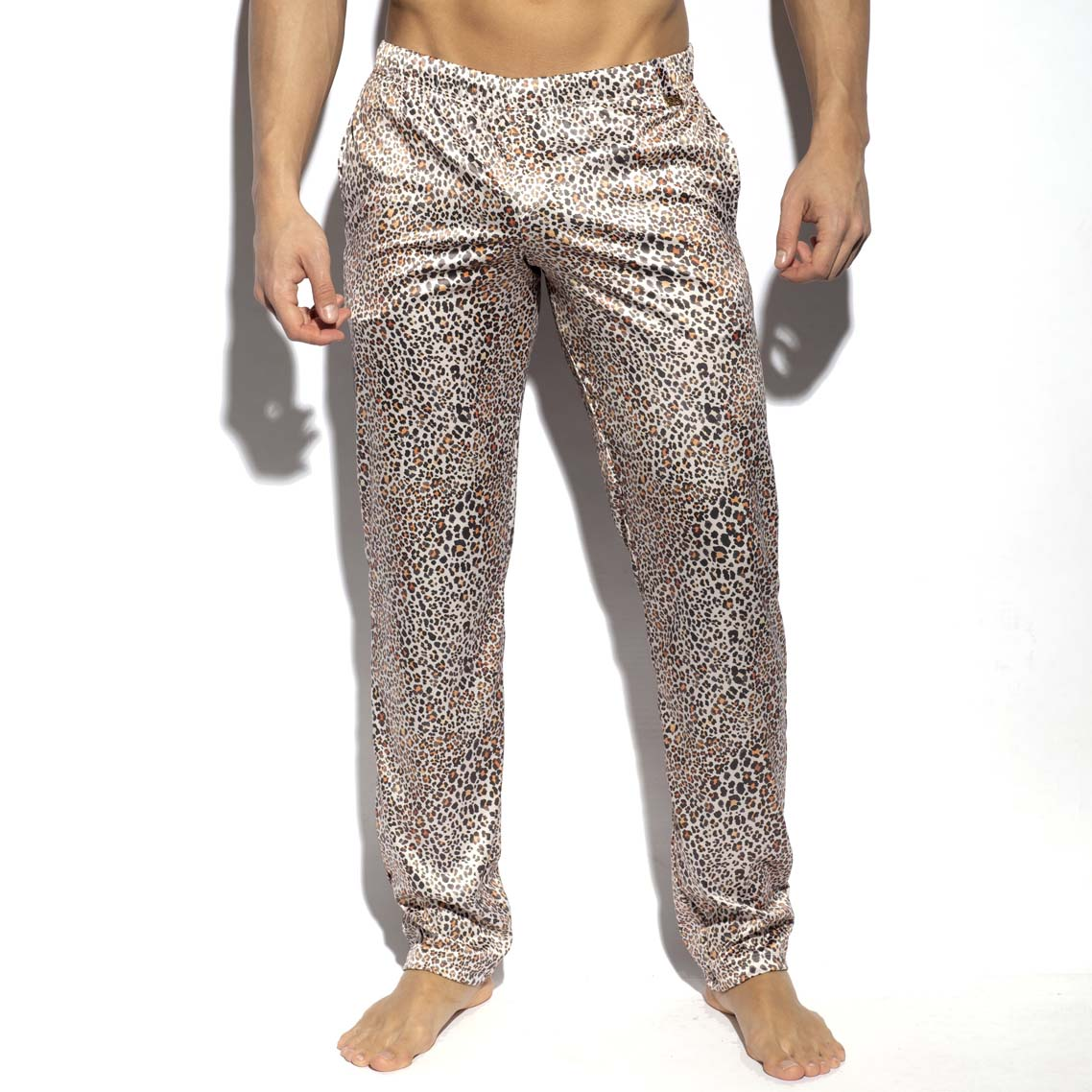 Pantalon ES Collection Leopard lounge UN450