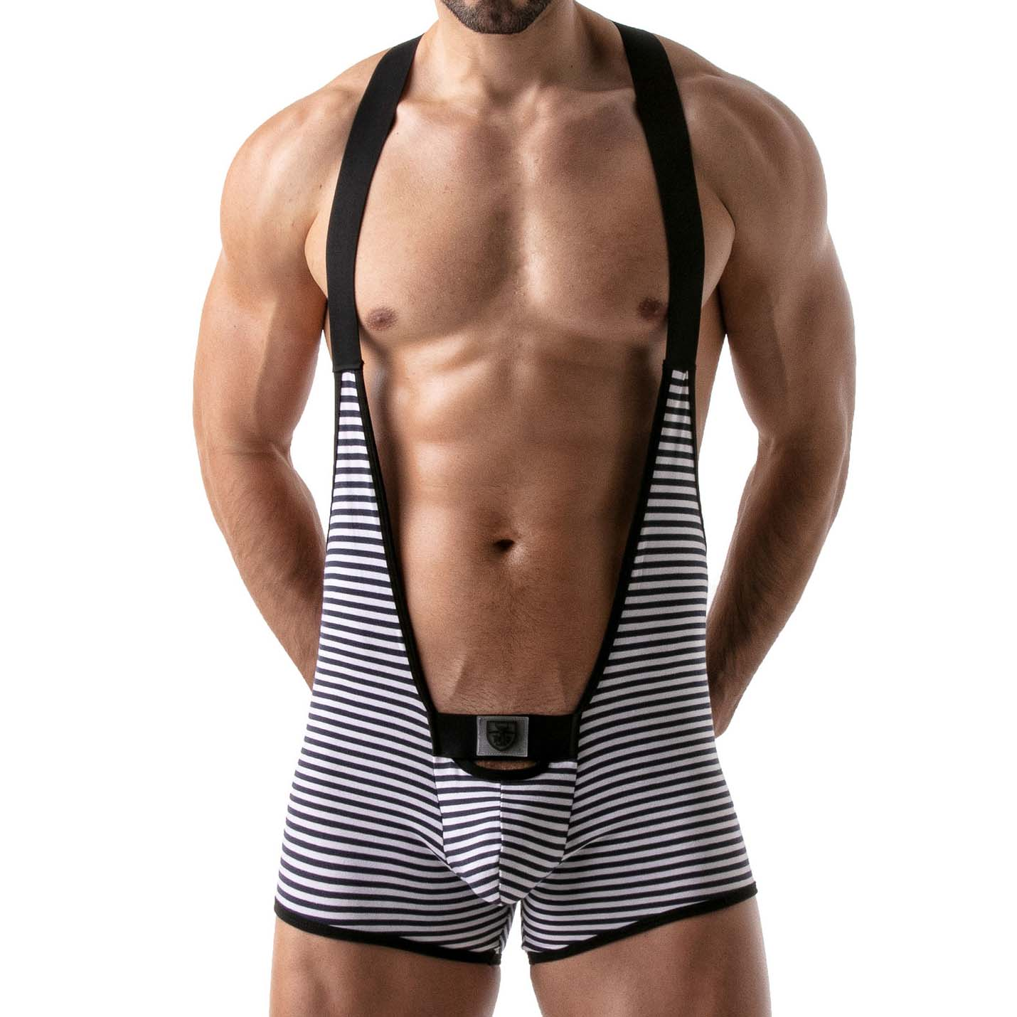 Body Empty Bottom Stripes TOF PARIS TOF105N