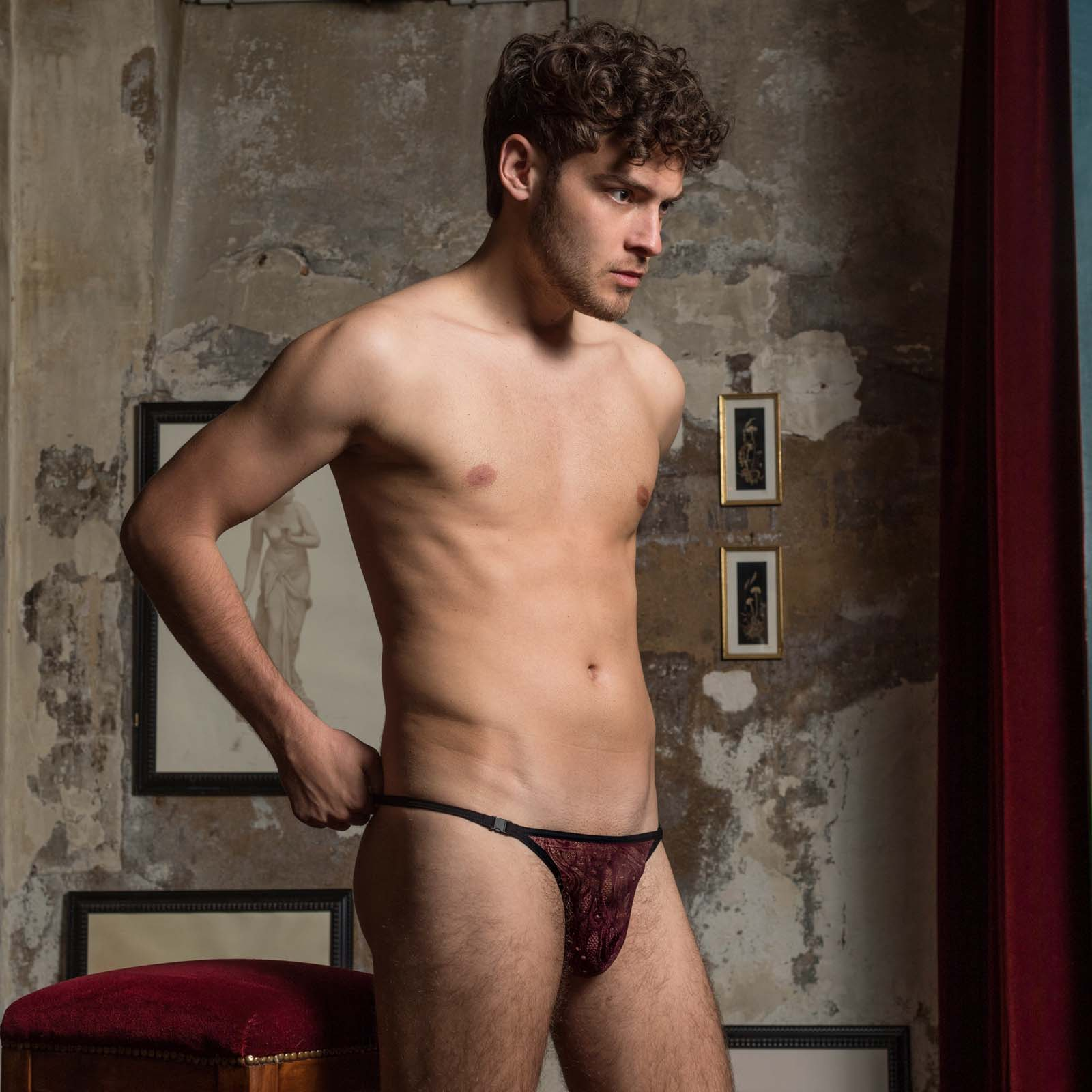 Thong L Homme Invisible Enzo MY83ENZ