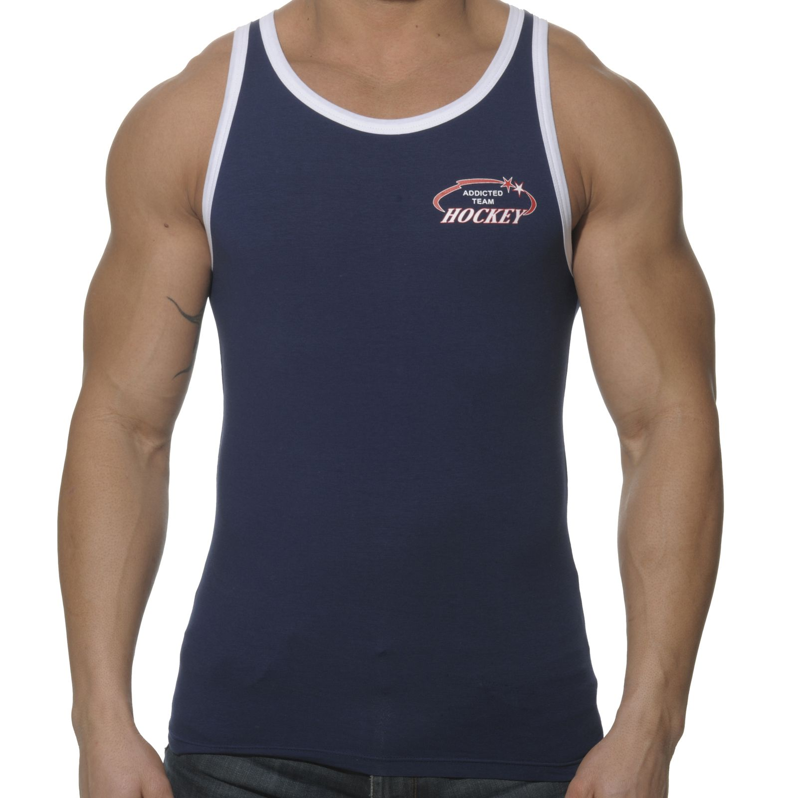 Tank Top Addicted AD174