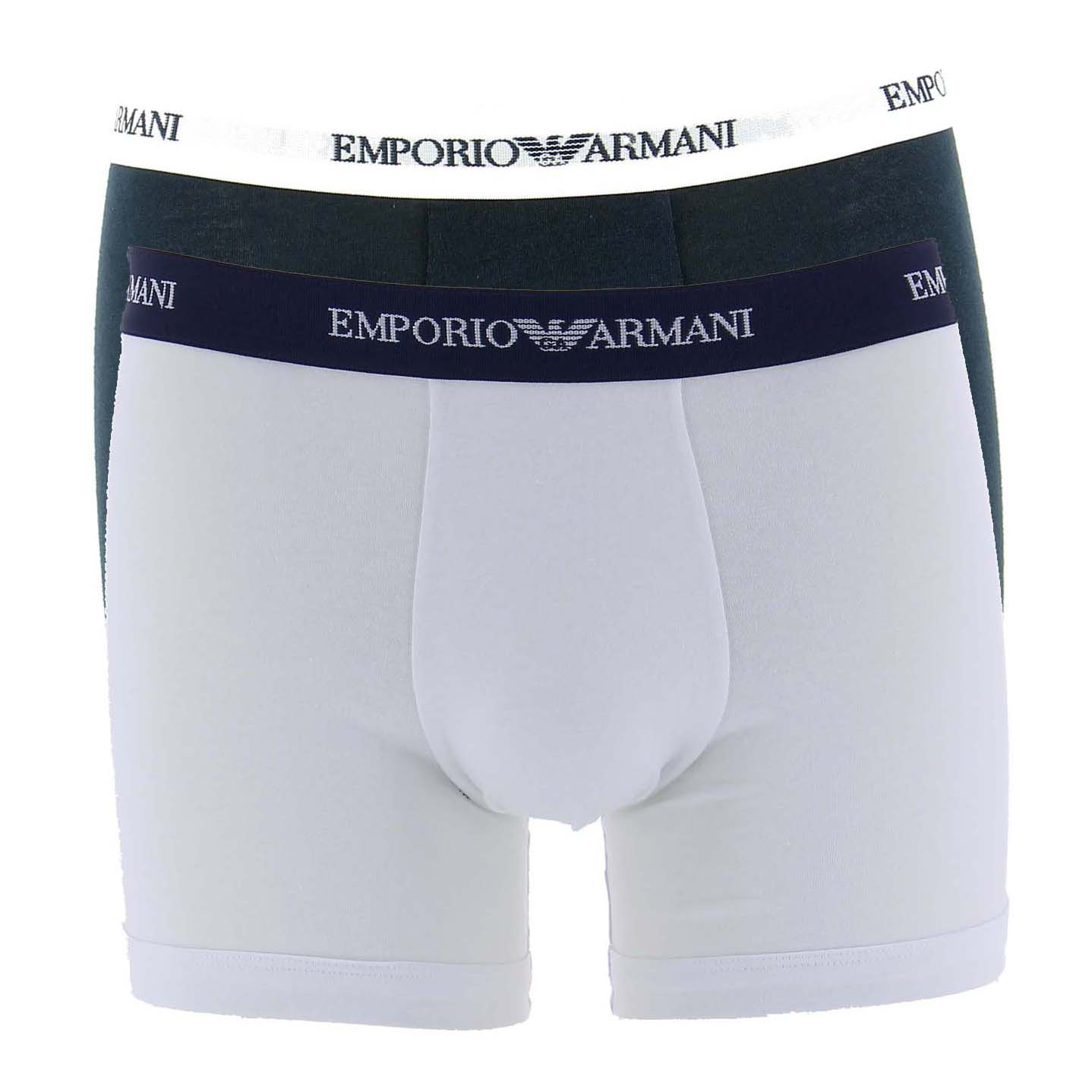 Pack 2 Boxers Briefs Emporio Armani 111268 C717