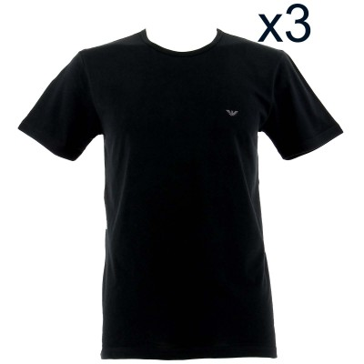 Pack 3 T-Shirts Emporio Armani 110821 C712