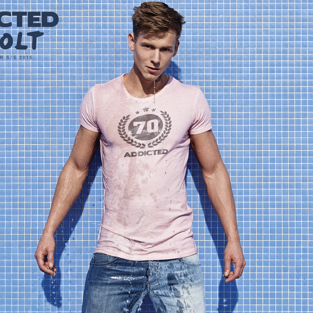 T-Shirt Addicted AD321
