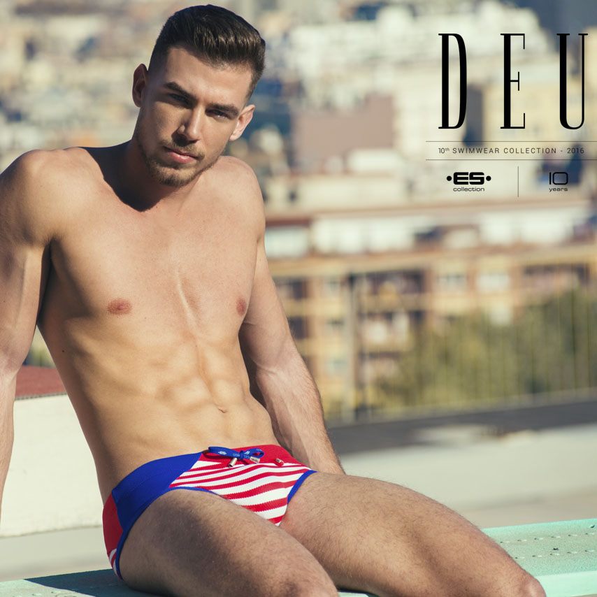 Slip de Bain ES Collection 1606