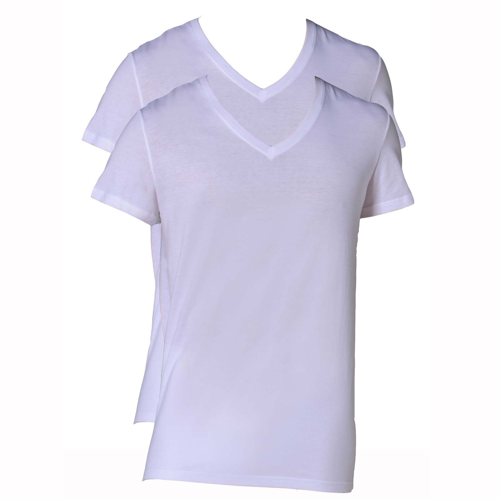 Pack of 2 T-Shirts Pure Cotton HOM