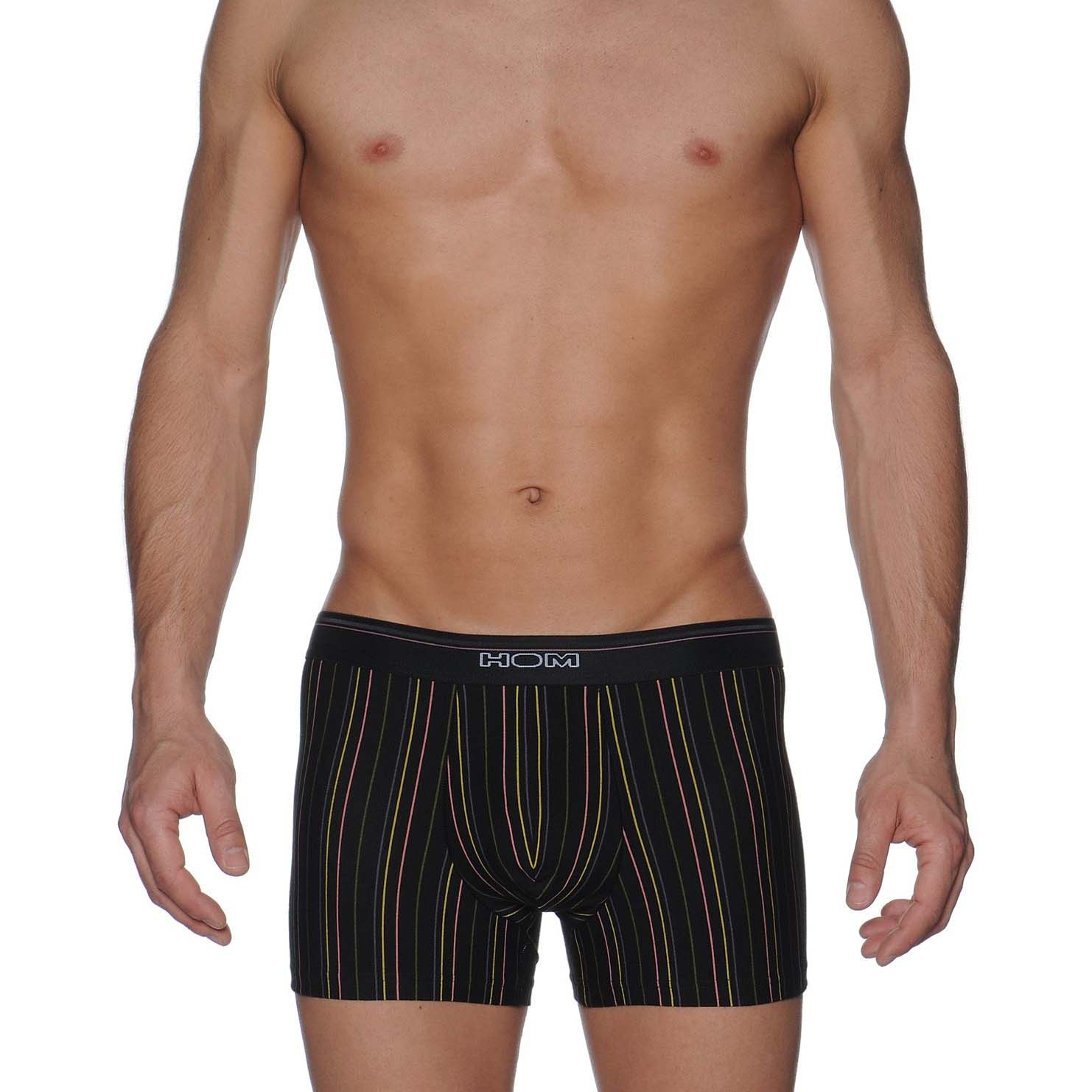 Boxer Brief HOM Elegant Stripes