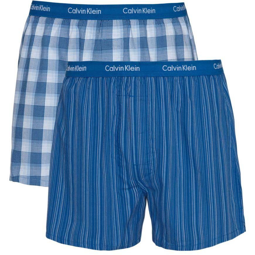 Lot de 2 Boxers Calvin Klein Matrix U1730A
